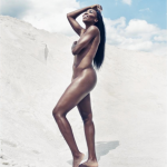 Venus Williams poses nude for ESPN the Magazine's sixth annual Body Issue. SCREENSHOT TWITTER